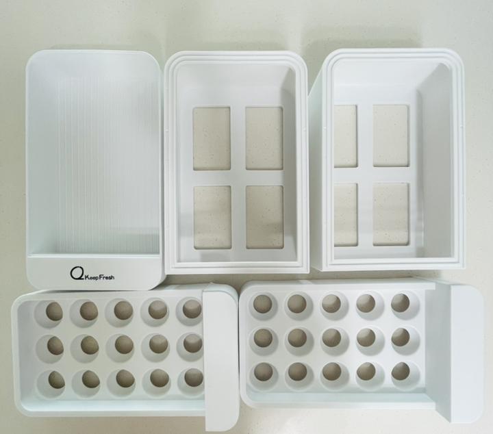 마녀의생활 서랍식 계란보관함 2단 3단 냉장고선반 냉장고정리  리뷰 후기