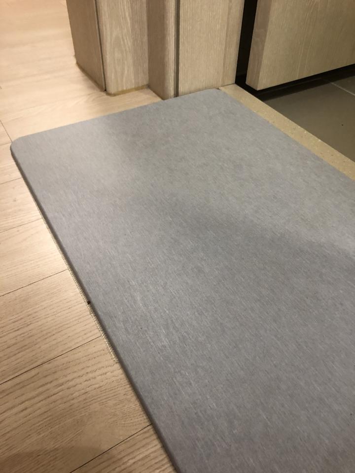 코멧 홈 화장실 규조토 발매트  리뷰 후기