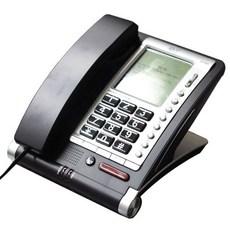 대우텔레폰 스탠드형 발신자표시 유선전화기 DT-900