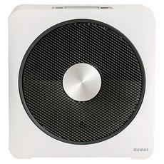 에비에어 스마트 전기 온풍기, V20, 화이트