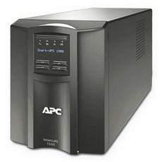 APC 무정전 전원장치 Smart UPS 1500VA 1000W SMT1500IC