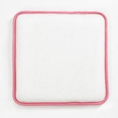 조이홈 3D 매쉬 통풍방석, 핑크