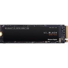 WD Black SN750 M.2 2280 NVMe SSD, BK2T00C, 500GB