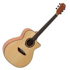 고퍼우드 어쿠스틱 기타, G130C, Natural