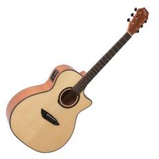 고퍼우드 어쿠스틱 기타, G130CE, Natural