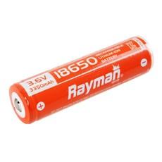 레이맨 18650 배터리 3350mAh 충전지 보호회로형, 1개