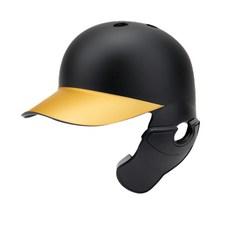 18.44 우타용 야구 헬멧 검투사, 블랙 + 골드