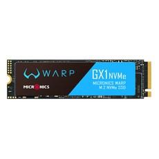 마이크로닉스 WARP GX1 SSD M.2 NVME D, 1TB