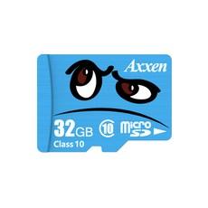 액센 캐릭터 마이크로 SD카드, 32GB