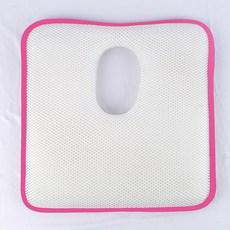 몽샤 에어매쉬 밸런스 방석, 핑크