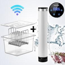 수비드 머신 바이오로믹스 4세대 기계 Wifi 바이올로믹스, 수비드 4세대