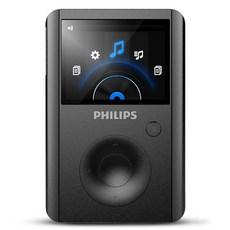필립스 DSD 무손실 원음 MP3 32G SA8232, 블랙