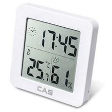 카스 디지털 온습도계 T025 + CR2032 배터리, 2세트
