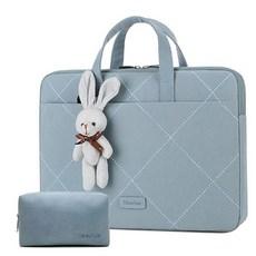 미미따 예쁜 노트북 가방 가방 생활방수 스크래치 방지