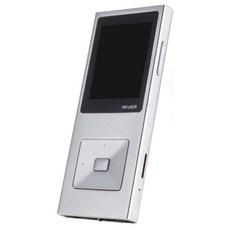 아이리버 MP3 8GB, E700, 메탈 실버