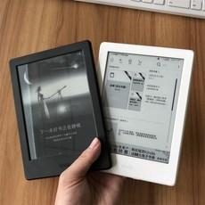이북리더기 리더기 e북 샤오미 전자책 단말기 북 book중고 전자 책 리더 Oasis2, 특별 제공 백라이트없는 K6 스크린 블랙 포인트, 공식 표준