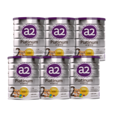 유한건강생활 뉴오리진 A2 에이투 플래티넘 분유 2단계X6개입