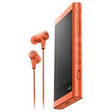 소니 워크맨 MP3 플레이어 32GB, NW-A56HN, 트와일라잇 레드