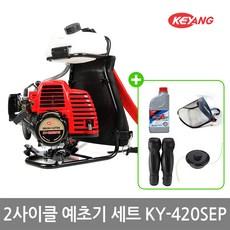 [계양] 2사이클 예초기_KY-420SEP/2사이클엔진탑재, 단품