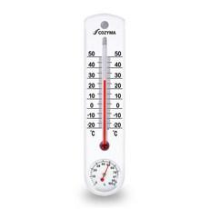 코지마 아날로그 온습도계 BJ-3000, 화이트