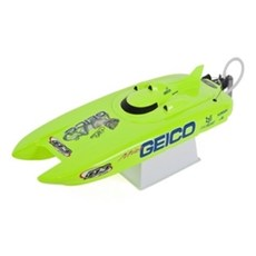 PROBOAT Miss Geico 17-inch RTR Brushed Catamaran 전동RC보트
