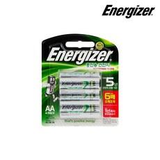 에너자이저 익스트림 충전지 AA 4입 충전용건전지, 1개
