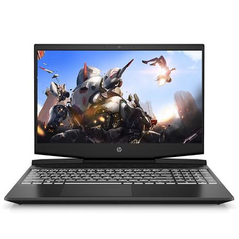 HP 파빌리온 게이밍 쉐도우 블랙 노트북 15-dk1077TX (i7-10750H 39.6cm GTX 1660 Ti)