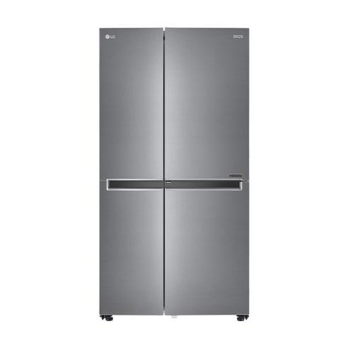 LG전자 디오스 양문형 냉장고 S833S30Q 821L 방문설치