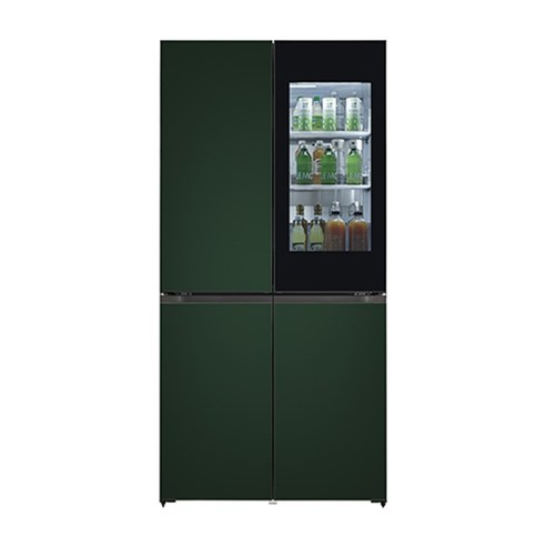 LG전자 M870SGG451S 오브제컬렉션 냉장고 1등급 스테인리스
