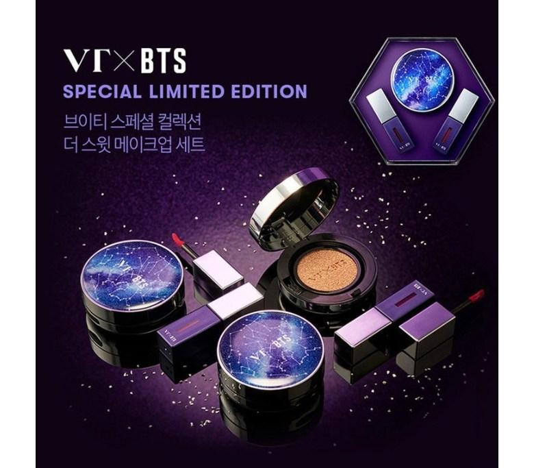 VT X BTS<br>방탄소년단 스페셜에디션<br>THE SWEET SPECIAL(21호/23호 쿠션+틴트 2종)